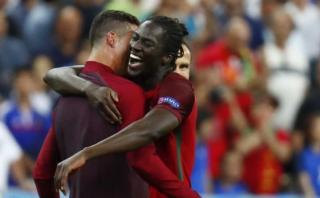 """Éder, el héroe de Portugal: """"Cristiano me dijo que marcaría"""""""
