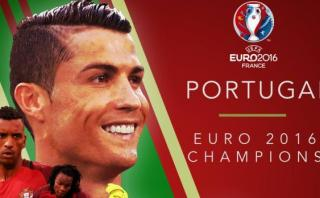 Real Madrid y Luis Figo felicitan a Cristiano Ronaldo