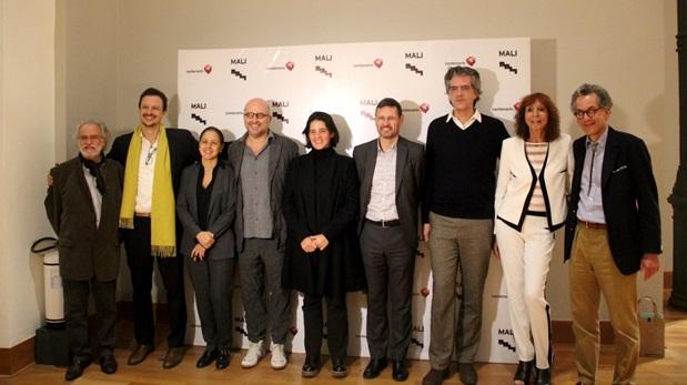 Teodoro Fernández, Gary Leggett, Natalia Majluf, Juan Carlos Verme, Mariana Leguía, Ginés Garrido y Paulo Dam. (Foto: Difusión)