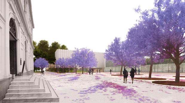 El proyecto deberá trabajar estrechamente con el plan de la futura estación de las líneas 2 y 3 del metro. (Foto: Difusión)