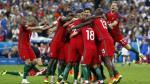 ¡Portugal campeón de Eurocopa! Ganó 1-0 a Francia en alargue - Noticias de william carvalho