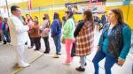 Presas de Chorrillos recibieron atención médica gratis [FOTOS] - Noticias de cancer de cuello uterino