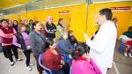 Presas de Chorrillos recibieron atención médica gratis [FOTOS] - Noticias de hospital de la solidaridad