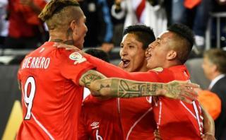 Selección peruana subiría 15 posiciones en nuevo ránking FIFA
