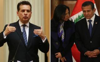 Omar Chehade, de defensor a fuerte crítico de Humala y Heredia