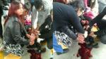 Metropolitano: mujer de 61 años sufrió accidente al abordar bus - Noticias de marino farias