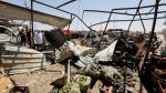 Iraq: Nuevo atentado con coche bomba deja 9 muertos en Bagdad - Noticias de saddam hussein