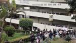 Elecciones en San Marcos: tachas y pugnas por el rectorado - Noticias de carmen sara