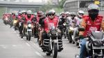 Revive el Desfile Patrio de las motos en Lima [FOTOS] - Noticias de vía expresa