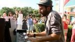 Pianista que viaja haciendo música por la paz toca en Dallas - Noticias de john lennon