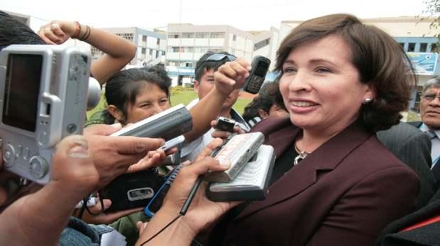 Elsa Galarza sería nombrada como ministra del Ambiente. (Foto: Andina)