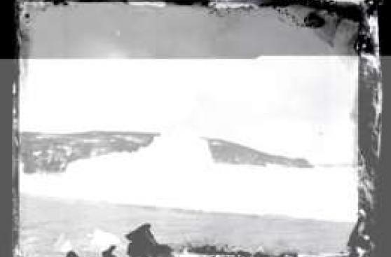 Antártida: fotos de uno de los peores viajes luego de 100 años