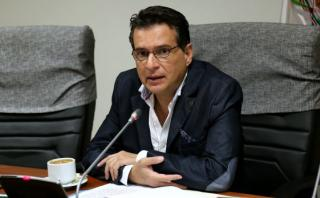 """Omar Chehade: """"Humala asume el papel de secretario de Nadine"""""""