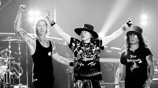 Guns N' Roses lideran ganancias de conciertos en 2016. Base_image