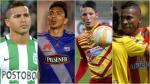 Copa Sudamericana 2016: así llegan los rivales de los peruanos - Noticias de paulo torres angeles