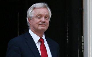 Reino Unido: David Davis, el hombre que negociará el Brexit