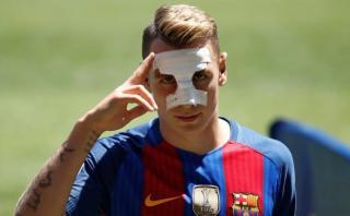 """Lucas Digne: """"Me gusta atacar y soy un lateral moderno"""""""
