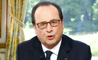 Hollande responde a críticas sobre el sueldo de su peluquero