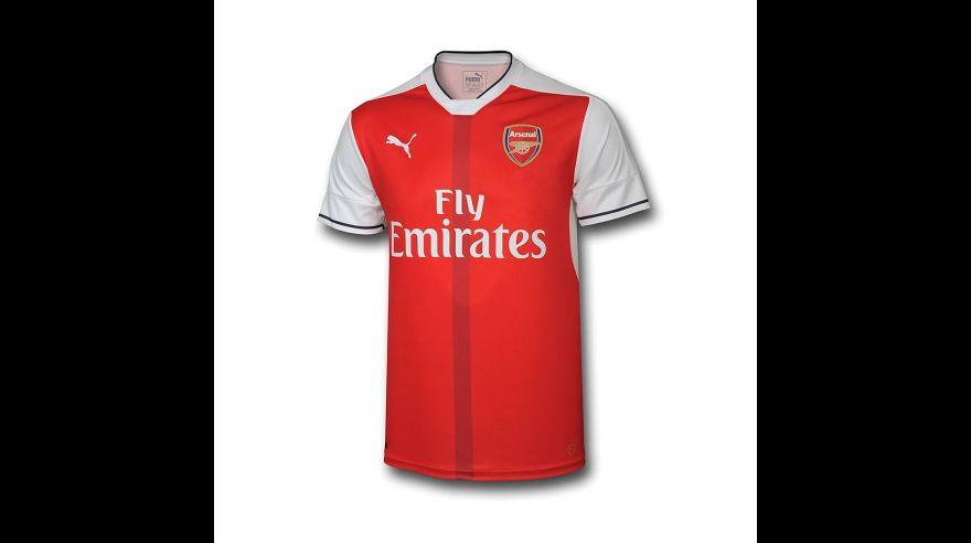 Conoce las nuevas camisetas de los clubes top de Europa  FOTOS  06c6d2dba1c0a