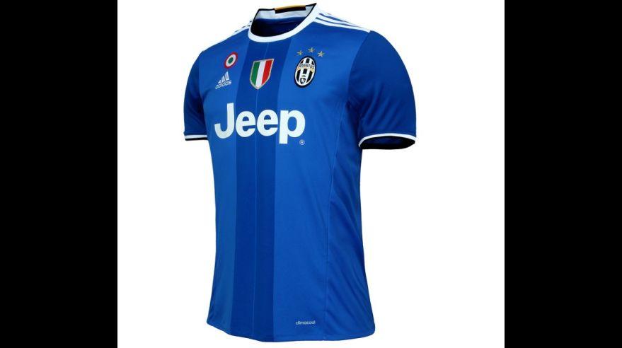 752623b2404b8 Conoce las nuevas camisetas de los clubes top de Europa  FOTOS