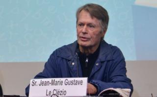 """Nobel Le Clézio: """"Arguedas fue el vínculo que me unió al Perú"""""""
