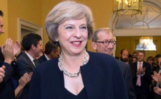 El nuevo rostro de Reino Unido tras primeras decisiones de May