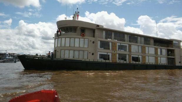 Iquitos: piratas de río asaltan a turistas que iban en crucero