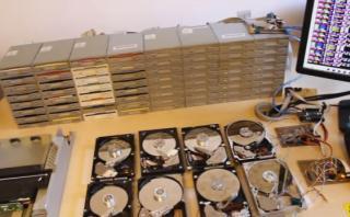Star Wars: intro y Marcha Imperial son tocadas por disqueteras