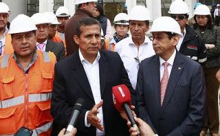 Humala destacó reformas en salud emprendidas por su gobierno