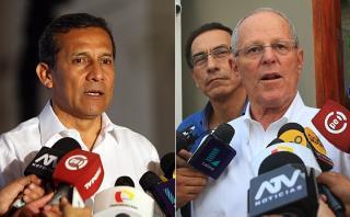 Humala y PPK expresan condolencias a Francia tras atentado
