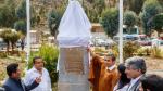 """Busto de Humala en Ayacucho se hizo con """"apoyos solidarios"""" - Noticias de julio urquizo"""