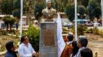 """Busto de Humala en Ayacucho se hizo con """"apoyos solidarios"""" - Noticias de jose urquizo"""