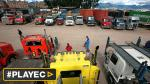 Colombia endurece medidas contra paro camionero [VIDEO] - Noticias de cártel de medellín