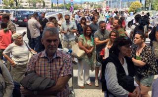 Francia: Alarma en aeropuerto de Niza por paquete sospechoso