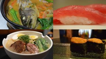 Ignacio Medina y su crítica gastronómica al Zen Sushi Bar