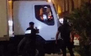 Así puso fin la policía al ataque terrorista en Niza [VIDEO]