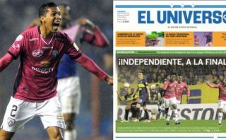 Así despertó prensa ecuatoriana tras hazaña de I. del Valle