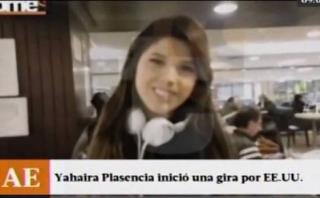"""""""El gran show"""" no contará con Yahaira Plasencia este sábado"""