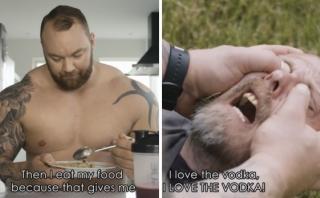 YouTube: así es un día en la vida de 'The Mountain' [VIDEO]