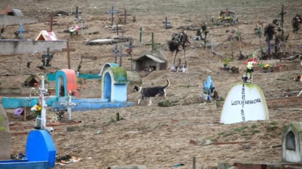 Ventanilla: cementerio clandestino amenaza salud de pobladores