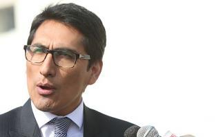 Segura: No habrá arresto domiciliario a Martín Belaunde Lossio