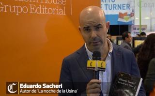 """FIL Lima: Eduardo Sacheri habla sobre """"La noche de la Usina"""""""