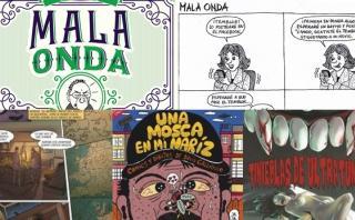 ¿Qué cómics puedes encontrar en la FIL Lima 2016?