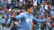 Iván Bulos marcó gol nuevamente con O'Higgins en Copa Chile