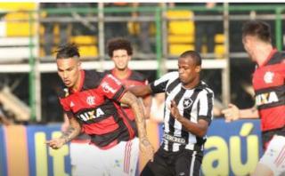 Con gol de Paolo Guerrero: Flamengo empató 3-3 ante Botafogo
