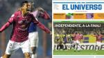 Así despertó prensa ecuatoriana tras hazaña de I. del Valle - Noticias de la bombonera