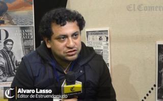 Álvaro Lasso y el reto de llevar Estruendomudo a Chile [VIDEO]