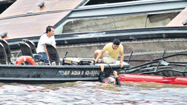 Iquitos: investigan negligencia en explosión de crucero