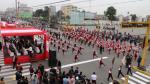 La Victoria: con pasacalle celebran Fiestas Patrias [FOTOS] - Noticias de pedro a. labarthe