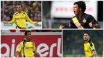 Borussia Dortmund: jugadores que dejaron el club y fracasaron - Noticias de lucas barrios